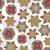 decoração · anel · psicodélico · laranja · vetor - foto stock © ekapanova