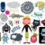 mix of different vector images and icons vol15 stock photo © ekapanova