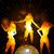 złoty · disco · ball · strony · dance · świetle · tle - zdjęcia stock © elaine