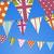 zöld · brit · zászló · citromsárga · grunge · absztrakt · háttér - stock fotó © elaine