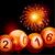 bingo · lotteria · fuochi · d'artificio · illustrazione · 3d · nuovo - foto d'archivio © elaine