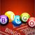 lotería · números · blanco · grupo · pelota - foto stock © elaine