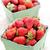 friss · édes · érett · eprek · tál · fa · asztal - stock fotó © elenaphoto