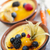 creme brulee dessert stock photo © elenaphoto