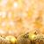 natal · dourado · pinho · fundo · bola - foto stock © elenaphoto