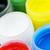 peinture · isolé · blanche · contenant · peuvent - photo stock © elenaphoto