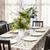 yer · yemek · masası · zarif · beyaz · restoran - stok fotoğraf © elenaphoto