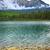 湖 · 美しい · 日の出 · 公園 - ストックフォト © elenaphoto
