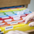 pensioen · bestand · lade · label · geïsoleerd · witte - stockfoto © elenaphoto