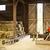 csőr · belső · halszem · kilátás · fából · készült · űr - stock fotó © elenaphoto