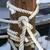 rope fence fragment stock photo © elenaphoto