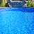 Swimming pool with waterfall stock photo © elenaphoto