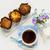 завтрак · кофе · свежие · бумаги - Сток-фото © elenaphoto