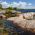 kövek · közelkép · színes · egyenetlen · tó · part - stock fotó © elenaphoto