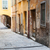 renkli · sokak · kasaba · Bina · renk - stok fotoğraf © elenaphoto