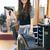 haardroger · stoel · salon · lege · verticaal · shot - stockfoto © elenaphoto