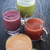 assorted smoothies stock photo © elenaphoto