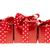 tres · cajas · de · regalo · arcos · colorido · Navidad · día · de · san · valentín - foto stock © elenaphoto