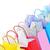 veel · kleurrijk · witte · Blauw · winkel - stockfoto © elenaphoto
