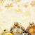 dourado · natal · ouro · inverno - foto stock © elenaphoto