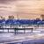 congelado · morena · lago · Canadá · parque · primavera - foto stock © elenaphoto
