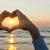 manos · forma · de · corazón · mano · amor · resumen - foto stock © elenaphoto