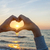 рук · формы · сердца · стороны · любви · аннотация - Сток-фото © elenaphoto