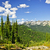 rocky mountain view from mount revelstoke stock photo © elenaphoto