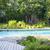 jardim · piscina · quintal · ao · ar · livre · residencial - foto stock © elenaphoto