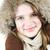 Happy winter girl stock photo © elenaphoto