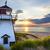 panorama · faro · isola · del · principe · edoardo · Ocean · Canada · natura - foto d'archivio © elenaphoto