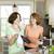 donne · piatti · cucina · madre · figlia · home - foto d'archivio © elenaphoto