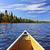 canoa · arco · lago · due · fiumi · ontario - foto d'archivio © elenaphoto