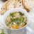 fincan · tavuk · pirinç · çorba · sıcak · hizmet - stok fotoğraf © elenaphoto