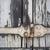 dettaglio · metal · primo · piano · sfondo · muro - foto d'archivio © elenaphoto