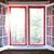 open window in cottage stock photo © elenaphoto
