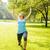 feminino · fitness · bela · mulher · quente · para · cima · pilates - foto stock © elenaphoto