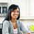手 · 美しい · カスタム · キッチン · 女性 · キッチンのインテリア - ストックフォト © elenaphoto