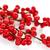 冬 · クリスマス · 赤 · 液果類 · ヤドリギ · スプルース - ストックフォト © elenaphoto