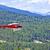 rescate · helicóptero · montanas · rojo · vuelo · emergencia - foto stock © elenaphoto