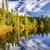 céu · água · lago · parque · blue · sky · nuvens - foto stock © elenaphoto