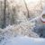 lifesaver in winter snow stock photo © elenaphoto