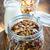 ガラス · 健康 · オーガニック · ナッツ · カシュー - ストックフォト © elenaphoto