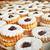 reçel · sandviç · kurabiye · glasaj · şekeri · gıda · plaka - stok fotoğraf © elenaphoto