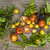 tomatoes and herbs stock photo © elenaphoto