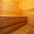 sauna · interior · caliente · velas · spa · limpio - foto stock © elenaphoto