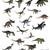 Динозавры · природы · 3d · визуализации · два · пейзаж · воды - Сток-фото © elenarts