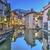 quai de lile and canal in annecy old city france hdr stock photo © elenarts