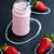 friss · egész · eprek · smoothie · három · kréta - stock fotó © elinamanninen