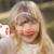 kleines · Mädchen · Freien · cute · Kleidung · Gesicht - stock foto © ElinaManninen